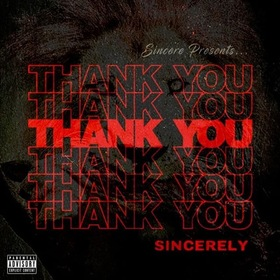 Thank You Sincerely Sincere Ya'sin front cover