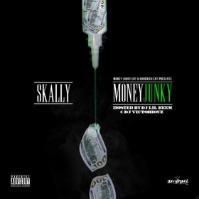 Money Junky Skally front cover
