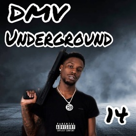 DMV UNDERGROUND 14 (Hosted By DJ VELL) DJ VELL front cover