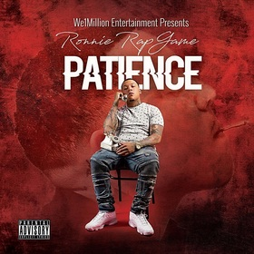 Patience Ronnie RapGame front cover