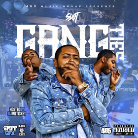 GANG TIES S.Dot front cover