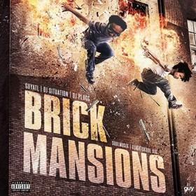 Brick Mansions DJ Plugg front cover