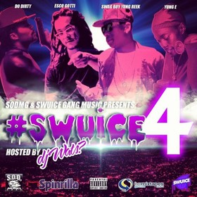 Swuice 4 Yung Reek front cover