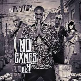 No Games Pt.4 Various Artists front cover