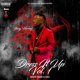Dress It Up, Vol. 1 Yung Harvey front cover