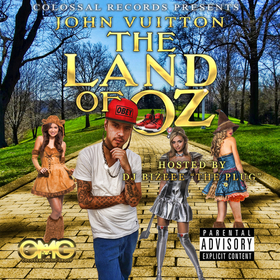 The Land Of OZ John Vuitton front cover