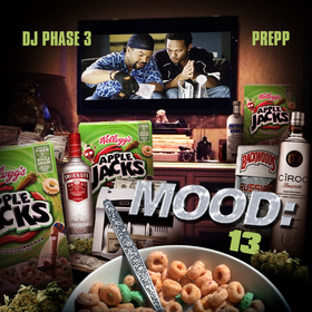 Mood: Vol. 13 (All About the Benjamins) by DJ Phase 3