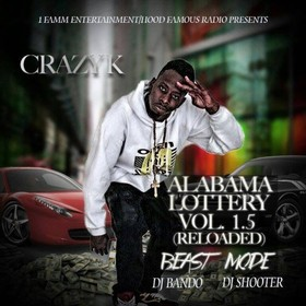 Alabama Lottery 1.5 (Reloaded) Crazy K front cover