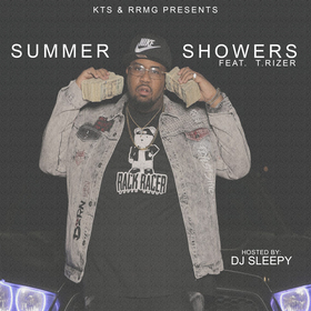 Summer Showers Dj Sleepy  front cover