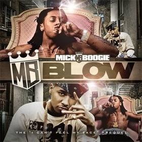 Blow Lil Wayne front cover