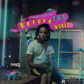 Before The World Saucepoppa Ke$ front cover
