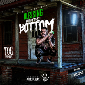 Blessing From The Bottom TOG Minor front cover