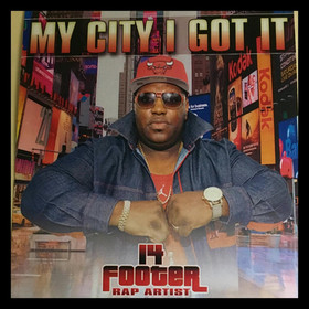 My City I Got It Dj E-Dub front cover
