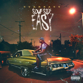 StarEasy - Souf Side Easy DJ ASAP front cover