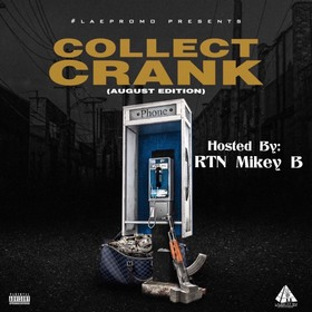 Collect Crank (August Edition) LAEpromo front cover