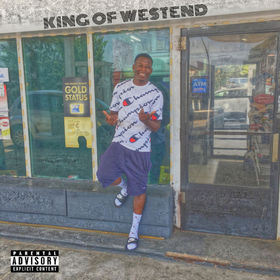 King Of Westend Phat front cover
