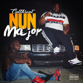 Nun Major CutThroat front cover