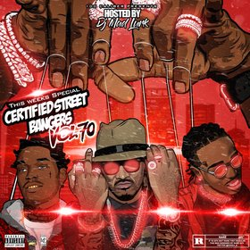 This Weeks Certified Street Bangers Vol.70 DJ Mad Lurk front cover
