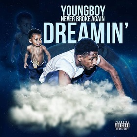 NBA YOUNGBOY-DREAMIN DJ Jeff Duran front cover