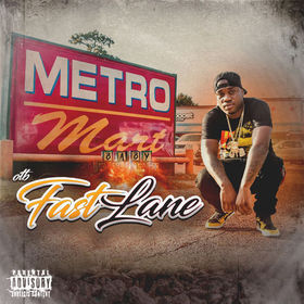 Metro Mart Baby OTB Fastlane front cover
