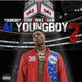 A1 YOUNGBOY 2 DJ Jeff Duran front cover