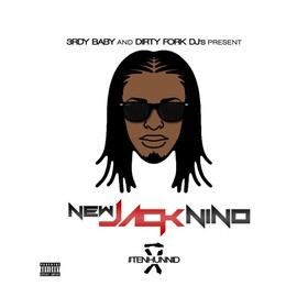 Ten Hunnid New Jack Nino front cover