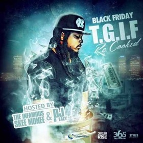 #TGIF ReCooked Black Friday front cover