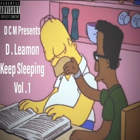 Keep Sleeping Vol 1 D. Leamon front cover