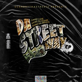 Scard By Tha Streets Presents Da Street Way EP (Hosted By Dj So Cincere & Dj RedFx) Dj RedFx front cover