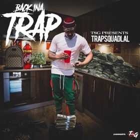 Back Ina Trap TrapSquadLal front cover