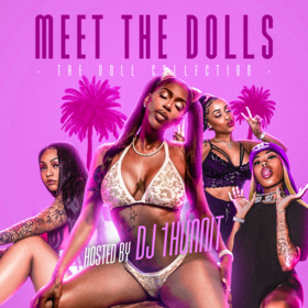 Meet The Dolls : The Doll Collection DJ 1Hunnit front cover