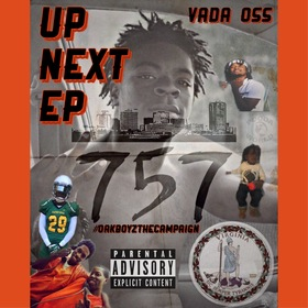 Up Next EP Vada OSS front cover