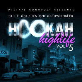 Hookah Highlife 5 DJ S.R. front cover