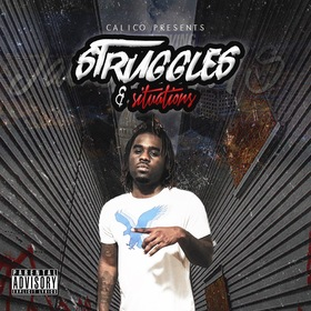 Struggles & Situations Calico front cover