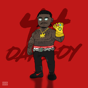 44 THANOS 44 OakBoy front cover