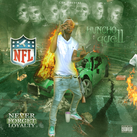 Huncho Quell - NFL TyyBoomin front cover