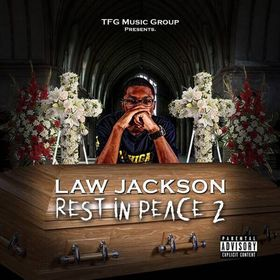 Rest In Peace 2 Law Jackson front cover