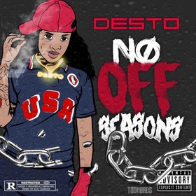No Off Seasons Desto front cover