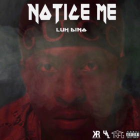 Notice Me Luh Dino front cover