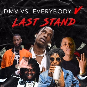 DMV vs Everybody: Last Stand DMVMusicPlug front cover