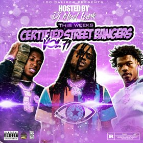 This Weeks Certified Street Bangers Vol.71 DJ Mad Lurk front cover