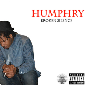 Broken Silence Humphry front cover