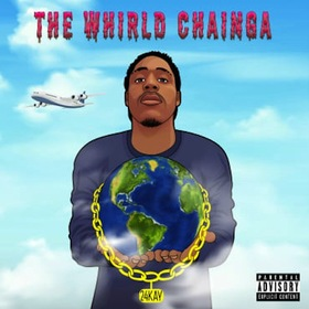 The Whirld Chainga 24Kay front cover