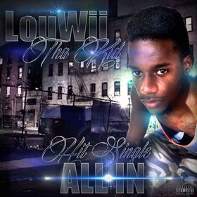 All In LouWii Tha Kid front cover