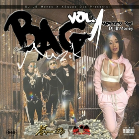 Bag Muzik Vol. 1 various artist front cover