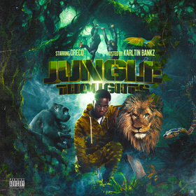Jungle Thoughts Dreco front cover