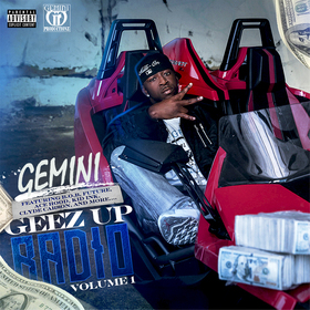 Geez Up Radio: Vol.1 GEMINI front cover