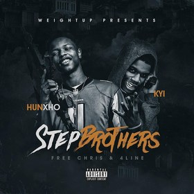 Kyigotem & Hunxho (Step Brothers) DJ Stop N Go front cover