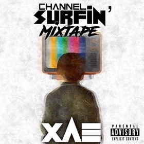 "Xae presents to you ""Channel Surfing"" U.T.E front cover"