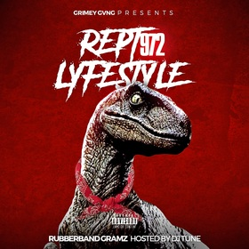 REPT972 LYFESTYLE Rubberband Gramz front cover